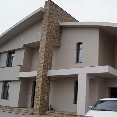 Индивидуальный 2-х этажный жилой дом в п. Морской
