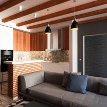 Проект жилого интерьера. АПМ-Сайт. Архитектор: Евгения Павленко